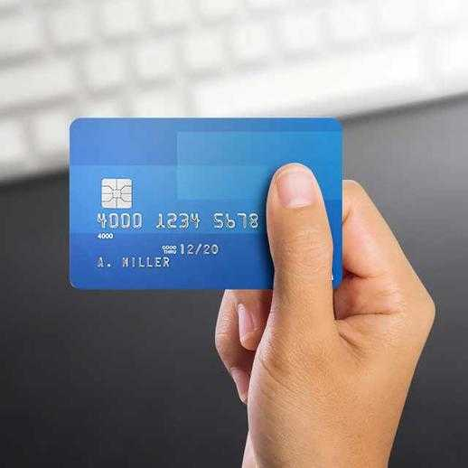 Card blocking and liability for loss of credit card